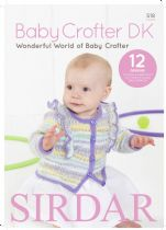 Sirdar Book 518 - The Wonderful World of Baby Crofter